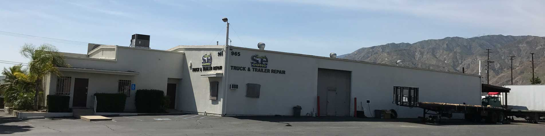 S.E. Smith & Sons Truck Repair Shop in Azusa